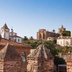 Cáceres 150 khách sạn