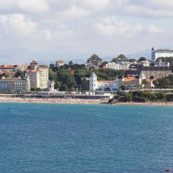 Santander 5 casas de temporada