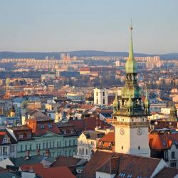 Brno 437 hotéis