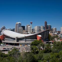 Calgary 388 hotéis