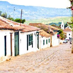 Villa de Leyva 46 casas de temporada