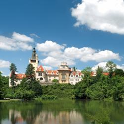 Prŭhonice 9 khách sạn