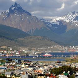Ushuaia 14 hoteles con jacuzzi