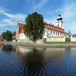 České Budějovice 113 hotéis
