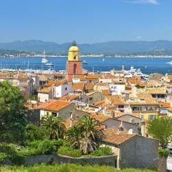 Saint-Tropez 307 hotéis