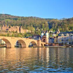 Heidelberg 181 hotéis