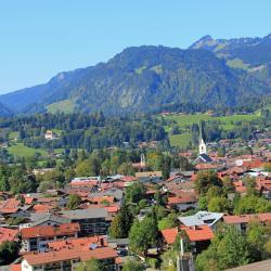 Oberstdorf 408 hotéis