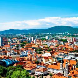 Graz 293 hotéis