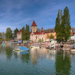 Lausanne 65 hotéis