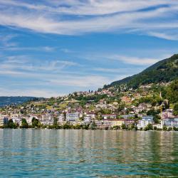 Montreux 4 cama e café (B&Bs)