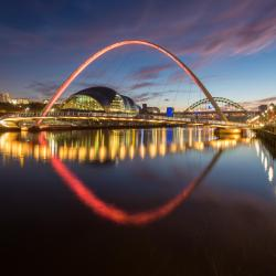 Newcastle upon Tyne 6 pousadas