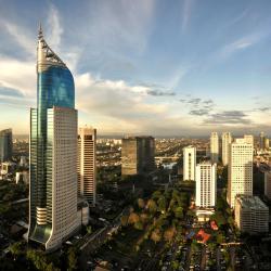 Jakarta 3548 khách sạn