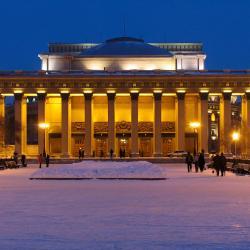 Novosibirsk 1341 khách sạn