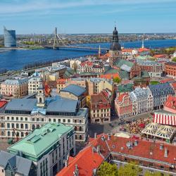 Riga 1445 hotéis