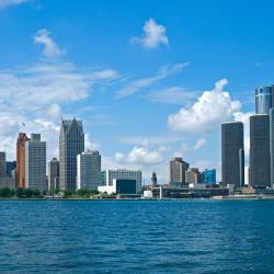 Detroit 70 hotéis