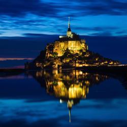 Monte Saint-Michel 13 hoteles