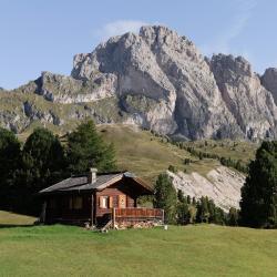 Selva di Val Gardena 210 hotéis