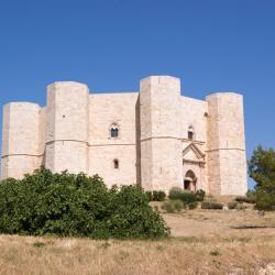 Castel del Monte 15 hotéis