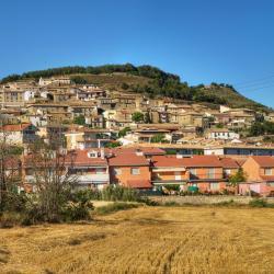 Mejores hoteles y hospedajes cerca de Áibar, España