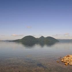 Lago Toya 26 hotéis