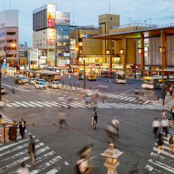 Nagano 69 hotéis