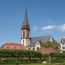 Darmstadt 49 hotéis