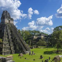 Tikal 4 hotéis