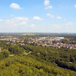 Kaiserslautern 62 hotéis