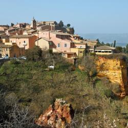 Roussillon 55 hotéis