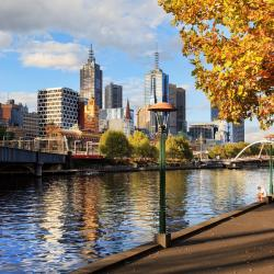 Melbourne 2921 hotéis
