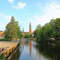 Uppsala 39 hotéis