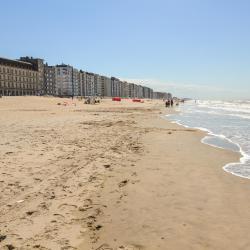 Oostende 380 hotéis