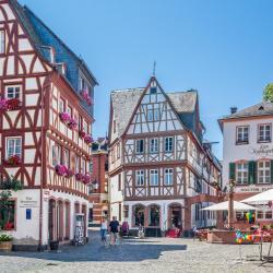 Mainz 119 hotéis