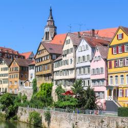 Tübingen 62 hotéis
