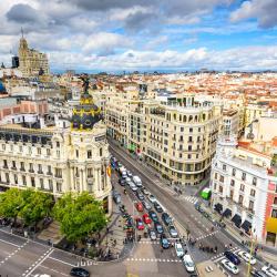 Madri 5337 hotéis