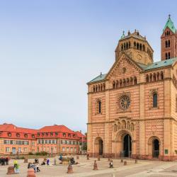 Speyer 42 hotéis