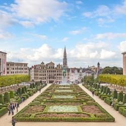 Brussels 1000 khách sạn
