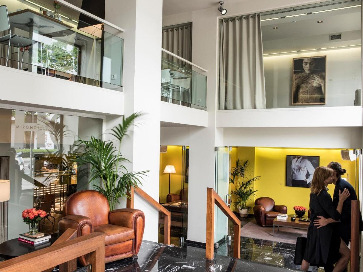1106 Opiniones Reales del Hotel Miró | Booking.com
