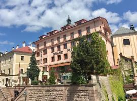 Hotel & Penzión Grand Matej, Banská Štiavnica