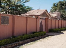 Mukuba House