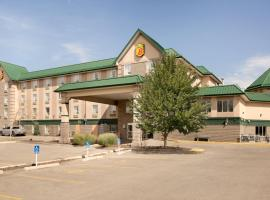 Super 8 by Wyndham Calgary Shawnessy Area, Calgary
