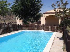 Casa La Sort, Rasquera (بالقرب من Miravet)