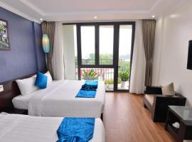 Hanoi Bella Rosa Suite Hotel