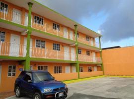 Tropical Manor Inn