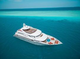 Dhaainkan'baa - Luxury Yacht