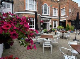 Old Bull Inn, Royston