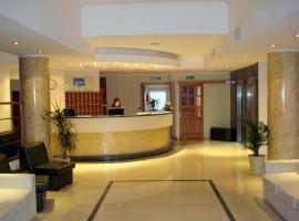 Hotel Cuatro Plazas, Casilda