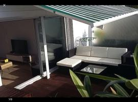 Penthouse avec terrasse plein ciel