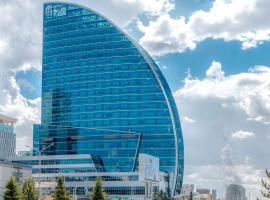 The Blue Sky Hotel and Tower