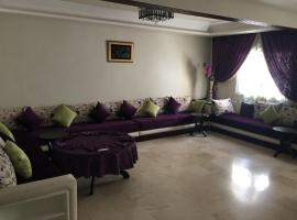 Appartement De Luxe A Wilaya De Tetouan